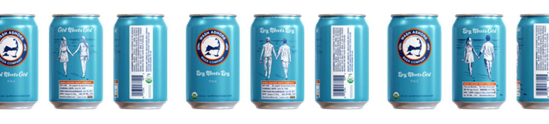 Wash Ashore Beer Fans Crush on New Packaging